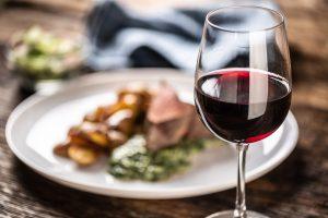 best wine with steak